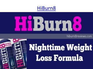 NightTime Weight Loss Formula