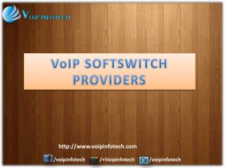 Voip Softswitch Providers