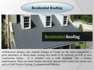 Roofing Companies Oklahoma City