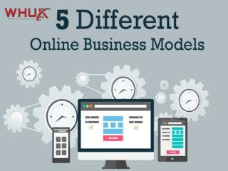 5-Different-Online-Business-Models