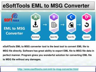 EML File Conversion Program