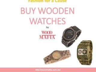Wood Watches by WoodMafia