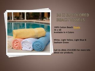 Best Beach Towels in Bulk