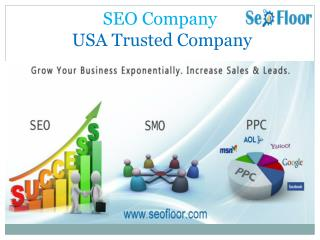 Best SEO Company - USA Trusted Company