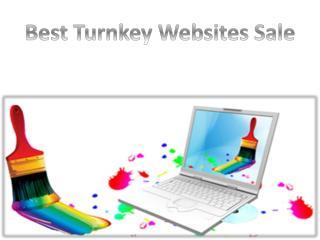 best turnkey websites sale