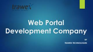 Web Portal Development Company