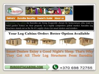 Quality Log Cabins