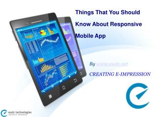 Best responsive mobile app developers