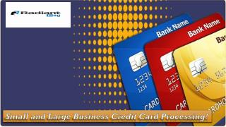 Online Credit Card Processing Services