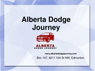 Alberta dodge journey 2015 features