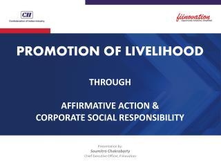 Fiinovation - CII AA & Livelihood