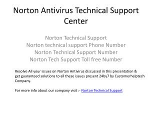 Get Antivirus issues resolved Now by dialing support Number!