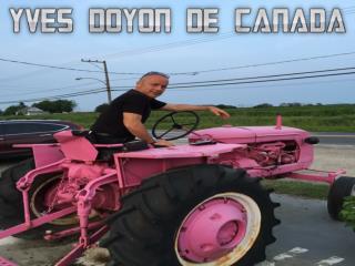 Yves Doyon de Canada