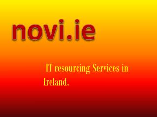 IT solutions dublin