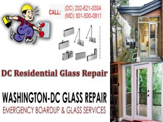 Best Glass Repair | Emergency Board Up Service Provider in DC