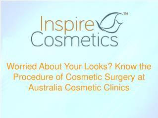 Book Your Consultation With best Plastic Surgeons in Brisbane