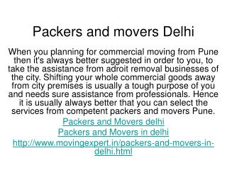Packers and Movers in Bangalore for Home Shift, Office Shift and Car Transportation