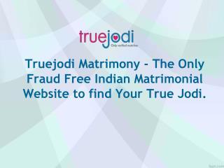 TrueJodi Matrimony