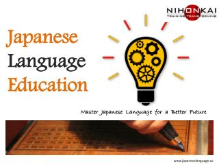 Professional Japanese Language Education at Nihonkai