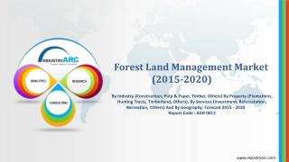 Forest Land Conservation and Wildlife Welfare Awareness are noted to be quality driving factors for Forest Land Manageme