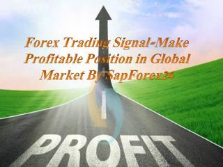Market Forex Signals | Forex Signals Company | Comex Signal