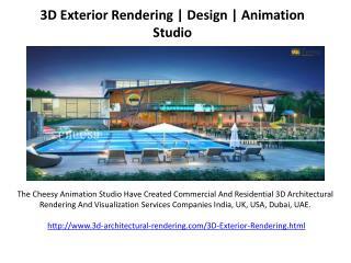 3D Exterior Home Design