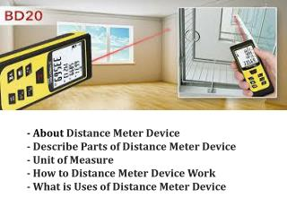 About Distance Meter Device