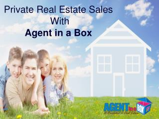 Private Real Estate Sales