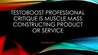 TestoBoost Pro