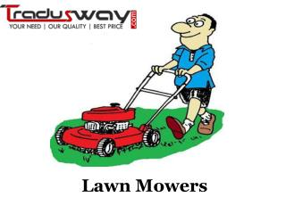 About Lawn Mowers