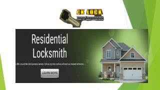 Things to Check before Hiring Locksmith Sherman Oaks