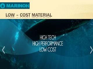 Hi-tech Low-Cost Bio based polyester by Marinoh.com