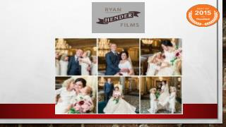 Hire the best wedding videographer Utah on