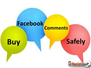 Buy Facebook Comments Receive the Numbers of Comments