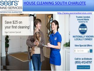 house cleaning lake wylie