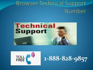 Browser Support Helpline