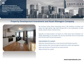 Property Development Investment and Asset Managers Company
