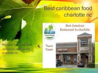 Best caribbean food charlotte nc