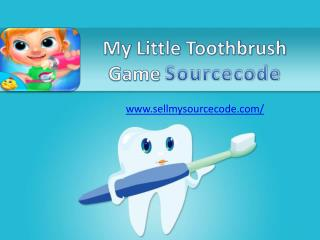My Little Toothbrush Game Sourcecode