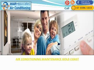 AIR CONDITIONING MAINTENANCE GOLD COAST
