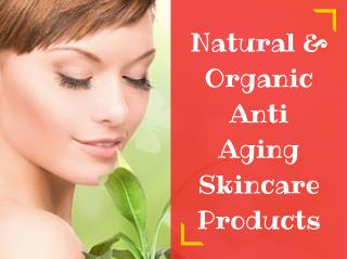 Natural & Organic Skincare Products