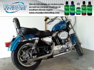 Visual Pro Detailing offer paint correction and defect removal