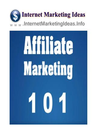 Affiliate Marketing Blog - Best Affiliate Marketing Programs Series Part 4.3