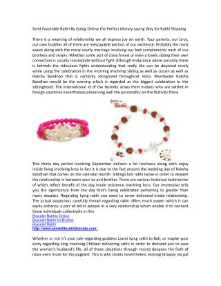 Send Fortunate Raksha Bandhan Pooja Thali On Internet Anywhere in India