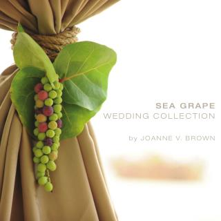 Sea Grape Wedding Collection by Celebration LTD Cayman Islands Weddings Planner