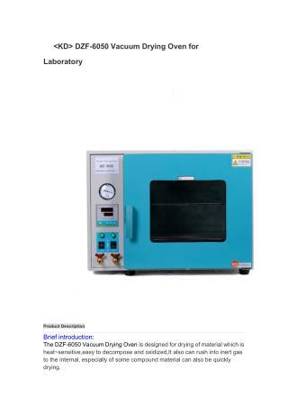 Thermal shock testing lab
