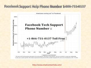 Technical Support For Facebook 1-806-731-0137