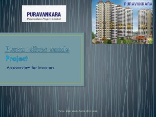 purva silver sands  with modern interior