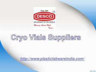 Cyro-vial-suppliers
