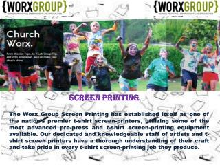 Excellent Ad Specialties Service - Worx Group